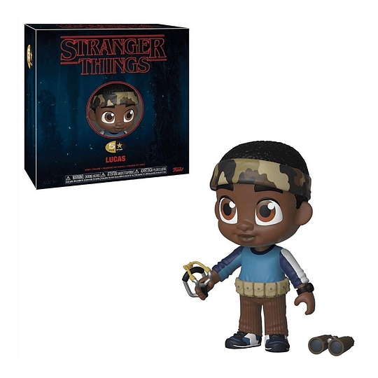 FIVE STAR! Stranger Things - Lucas