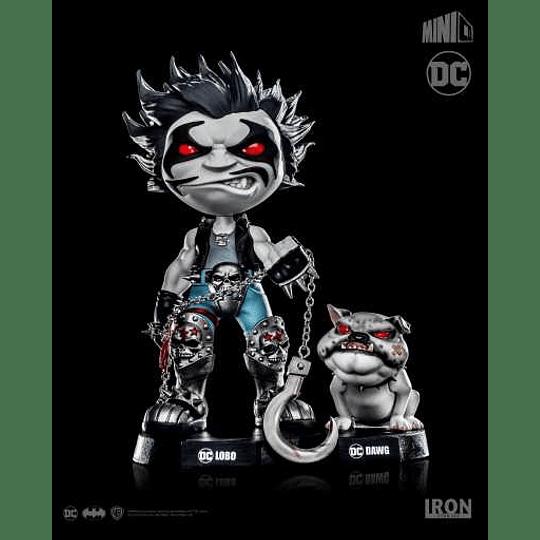 Mini Co. Heroes - DC: Lobo and Dawg