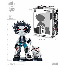 Mini Co. Heroes - DC: Lobo and Dawg
