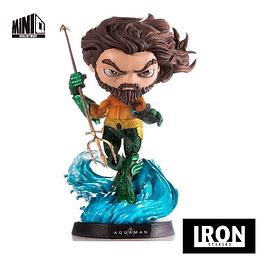 MiniCo. Heroes - Aquaman: Aquaman Deluxe