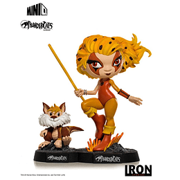 Mini Co. Thundercats - Cheetara and Snarf
