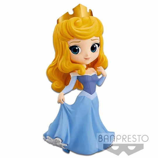 Banpresto Qposket - Disney: Princess Aurora in Blue Dress