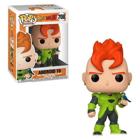 FUNKO POP! Animation - Dragon Ball Z: Android 16
