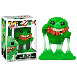 FUNKO POP! Movies - Ghostbusters: Slimer with Hot Dog