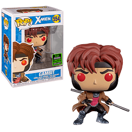 FUNKO POP! Marvel - X-Men: Gambit Limited Edition