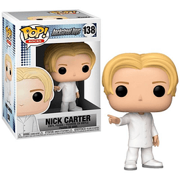 FUNKO POP! Rocks - Backstreet Boys: Nick Carter