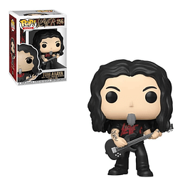 FUNKO POP! Rocks - Slayer: Tom Araya