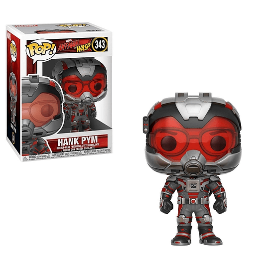 FUNKO POP! Marvel - Ant-Man: Hank Pym