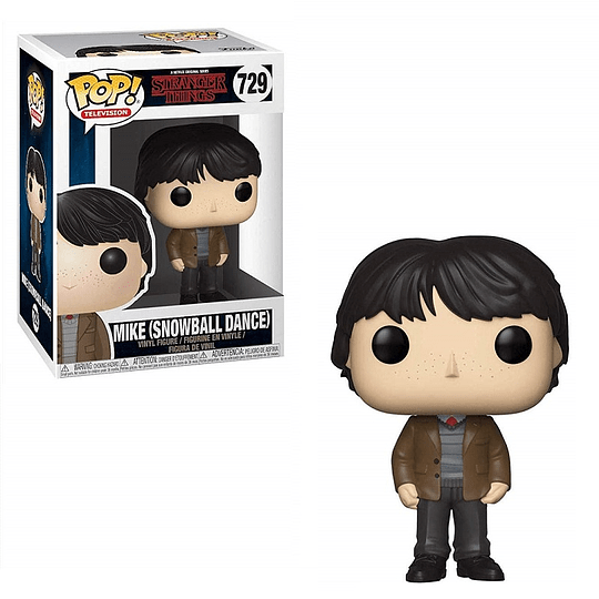 FUNKO POP! Television - Stranger Things: Mike (Snowball Dance)