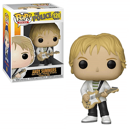 FUNKO POP! Rocks - The Police: Andy Summers
