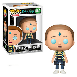 FUNKO POP! Animation - Rick and Morty: Death Crystal Morty