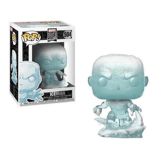 FUNKO POP! Marvel - 80 Years: Iceman