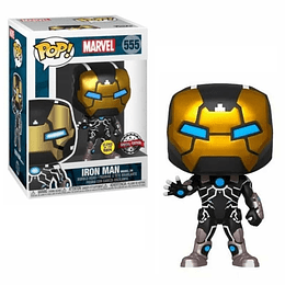FUNKO POP! Marvel - Iron Man Model 39 Special Edition