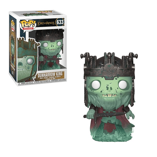 FUNKO POP! Movies - The Lord of the Rings: Dunharrow King