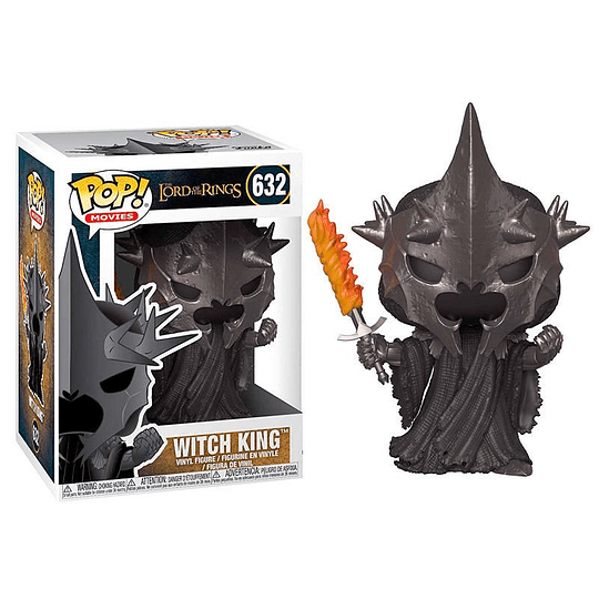 FUNKO POP! Movies - The Lord of the Rings: Witch King