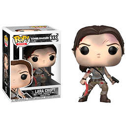 FUNKO POP! Games - Tomb Raider: Lara Croft