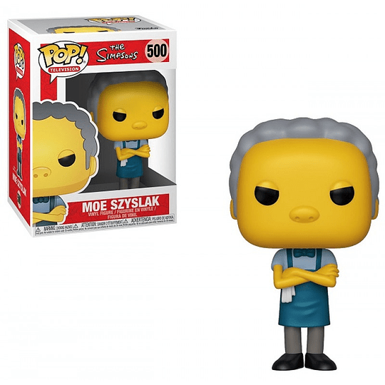 FUNKO POP! Animation - The Simpsons: Moe Szyslak