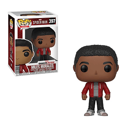 FUNKO POP! Games - Marvel Gamerverse Spider Man: Miles Morales