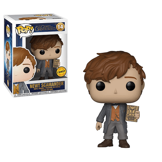 FUNKO POP! Movies - The Crimes of Grindelwald: Newt Scamander Chase