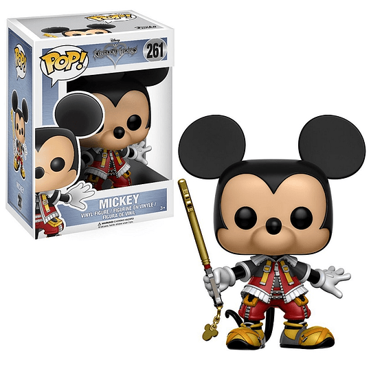 FUNKO POP! Disney - Kingdom Hearts: Mickey
