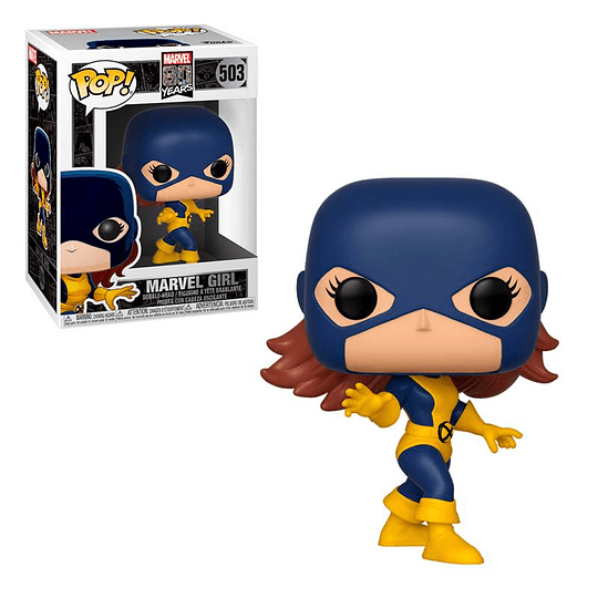 FUNKO POP! Marvel 80 Years - Marvel Girl