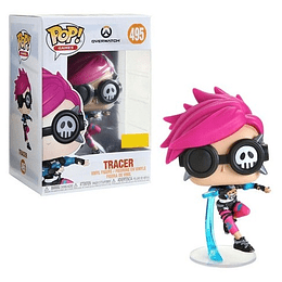 FUNKO POP! Games - Overwatch: Tracer Punk Skin