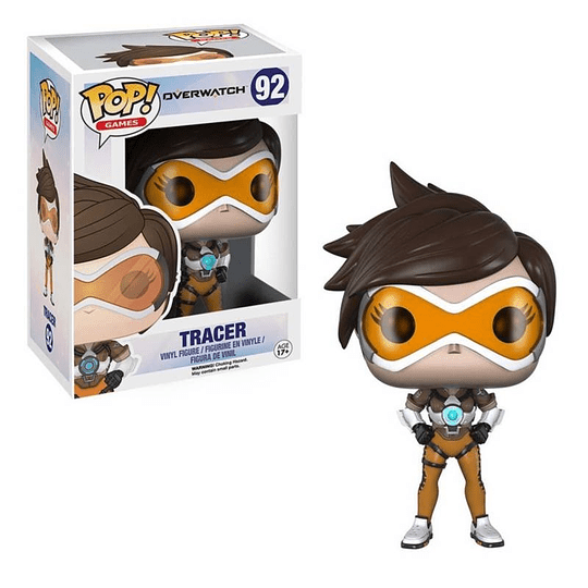 FUNKO POP! Games - Overwatch: Tracer