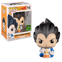 FUNKO POP! Animation - Dragon Ball Z: Vegeta Eating Noodles Limited Edition