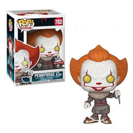 FUNKO POP! Movies - It: Pennywise with Blade Special Edition