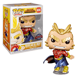 FUNKO POP! Animation - My Hero Academia: Silver Age All Might Special Edition