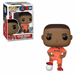 FUNKO POP! Sports Football - PSG: Kylian Mbappé