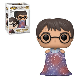 FUNKO POP! Movies - Harry Potter: Harry Potter with Invisibility Cloak