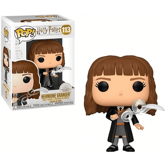 FUNKO POP! Movies -Harry Potter: Hermione Granger with Feather