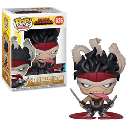 FUNKO POP! Animation - My Hero Academia: Hero Killer Stain Limited Edition