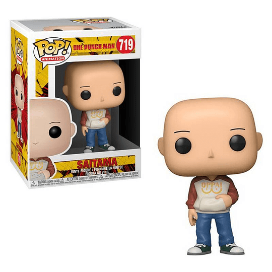 FUNKO POP! Animation - One Punch Man: Saitama