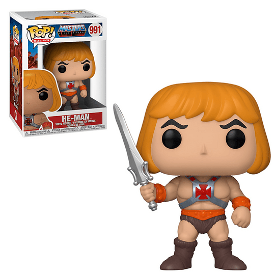 FUNKO POP! Television - Masters of the Universe: He-Man