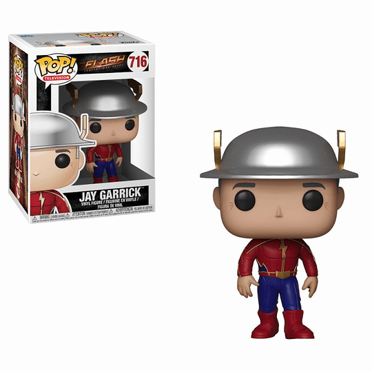 FUNKO POP! Television - The Flash: Jay Garrick