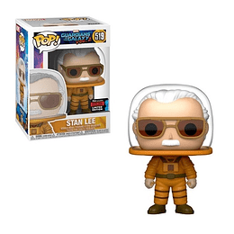FUNKO POP! Marvel - Guardians of the Galaxy: Stan Lee Astronaut Limited Edition