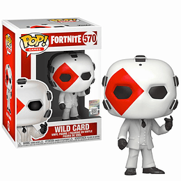 FUNKO POP! Games - Fortnite: Wild Card