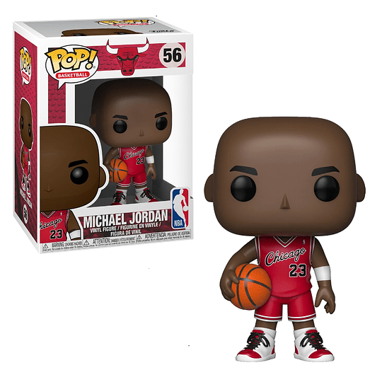 FUNKO POP! Sports - Basketball: Michael Jordan Special Edition