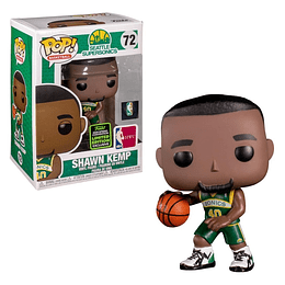 FUNKO POP! Sports- Basketball: Shawn Kemp Limited Edition