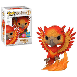 FUNKO POP! Movies - Harry Potter: Fawkes Limited Edition