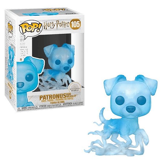 FUNKO POP! Movies - Harry Potter: Patronus Ron Weasley