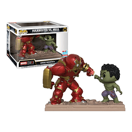 FUNKO POP DELUXE! Marvel - Hulkbuster VS. Hulk