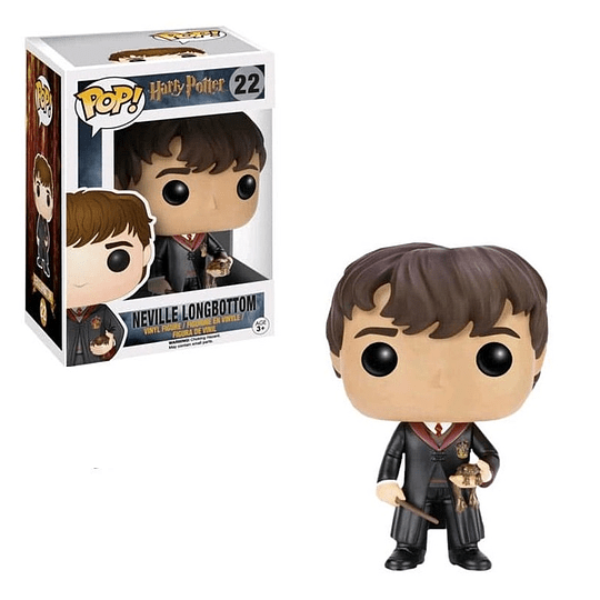 Funko Pop! Harry Potter: Neville Longbottom with Frog