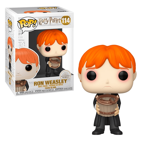 FUNKO POP! Movies - Harry Potter: Ron Weasley with Bucket