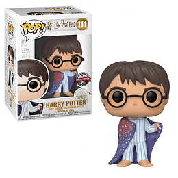 FUNKO POP! Movies - Harry Potter in Invisibility Cloak Special Edition