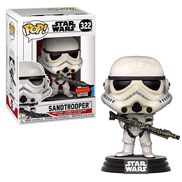 FUNKO POP! Star Wars - Sandtrooper Limited Edition