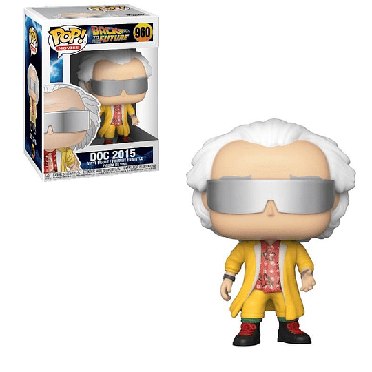 FUNKO POP! Movies - Back to the Future: Doc 2015