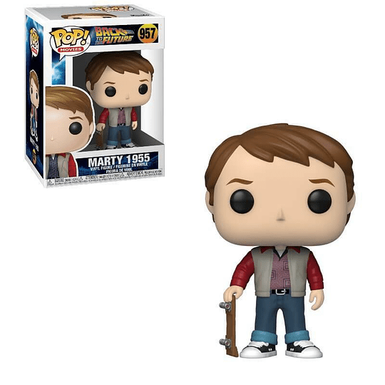 FUNKO POP! Movies - Back to the Future: Marty 1955